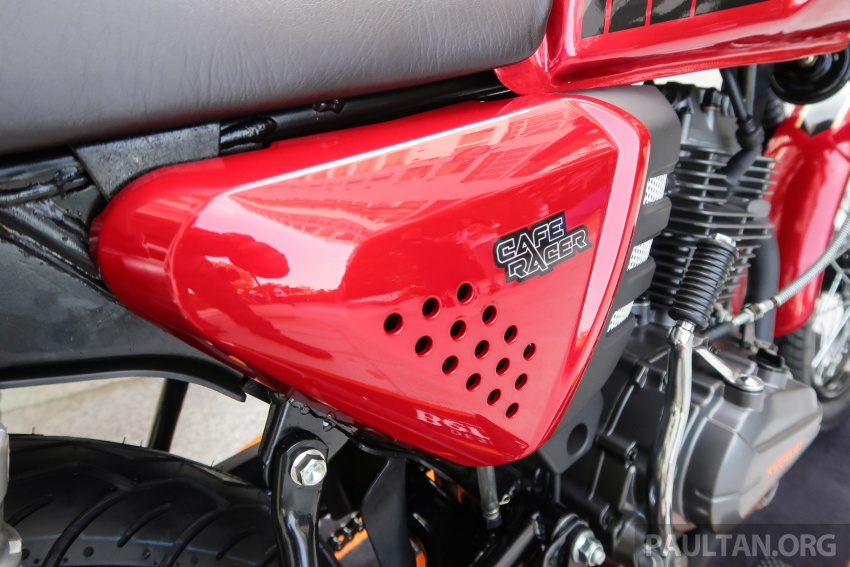 2018 Keeway K-Light 202 retro, Cafe Racer 152 and Patagonian Eagle 250 in Malaysia – from RM6,521 Image #725097