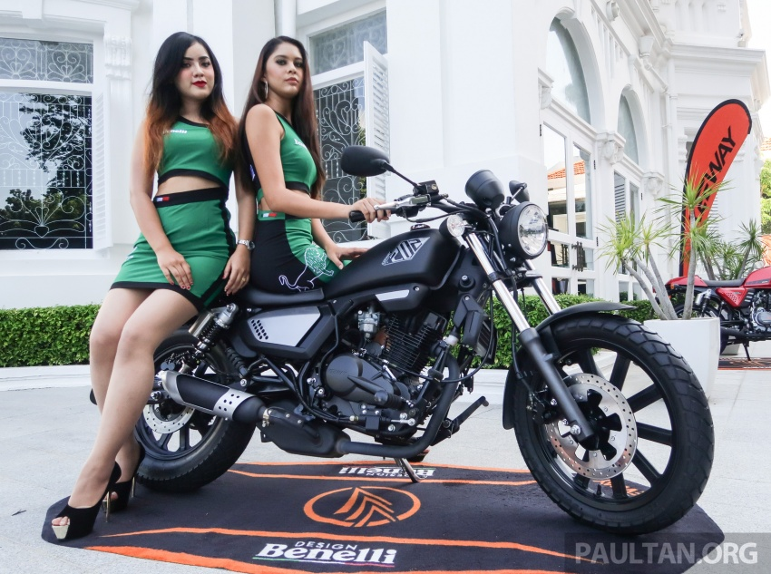 2018 Keeway K-Light 202 retro, Cafe Racer 152 and Patagonian Eagle 250 in Malaysia – from RM6,521 Image #725050