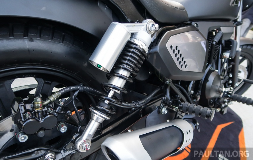 2018 Keeway K-Light 202 retro, Cafe Racer 152 and Patagonian Eagle 250 in Malaysia – from RM6,521 Image #725067
