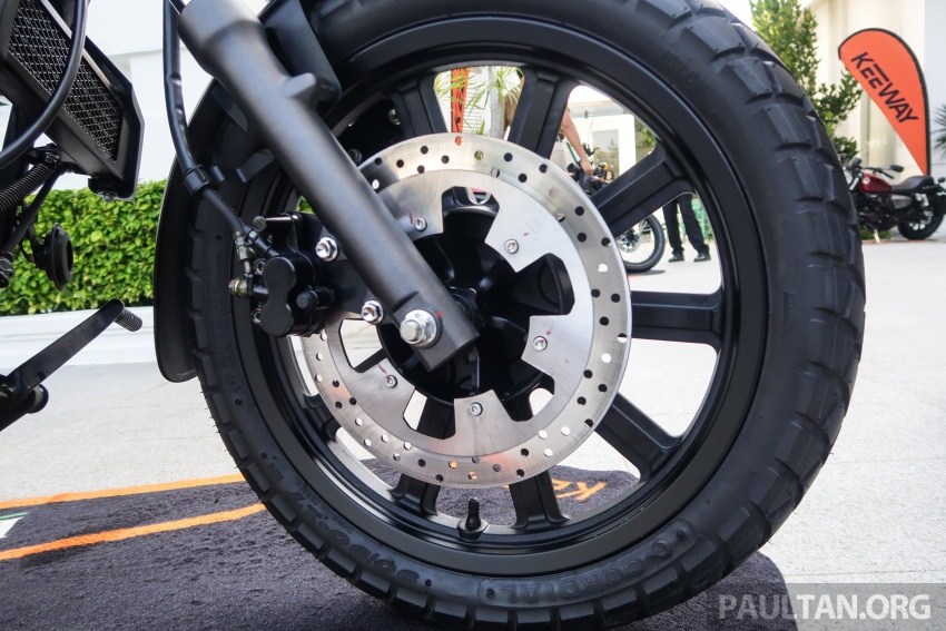 2018 Keeway K-Light 202 retro, Cafe Racer 152 and Patagonian Eagle 250 in Malaysia – from RM6,521 Image #725069