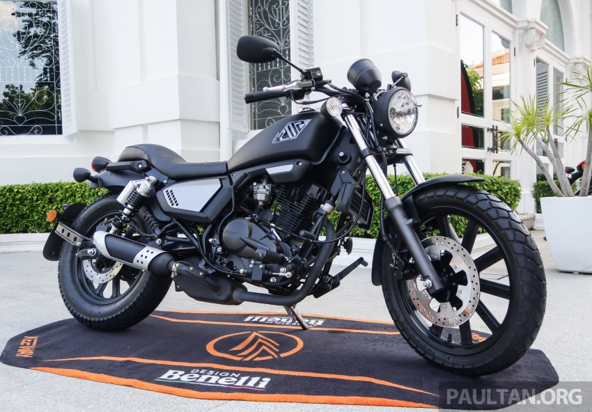2018 Keeway K-Light 202 retro, Cafe Racer 152 and Patagonian Eagle 250 in Malaysia – from RM6,521 Image #725052
