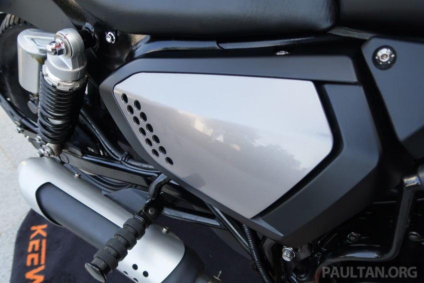 2018 Keeway K-Light 202 retro, Cafe Racer 152 and Patagonian Eagle 250 in Malaysia – from RM6,521 Image #725083