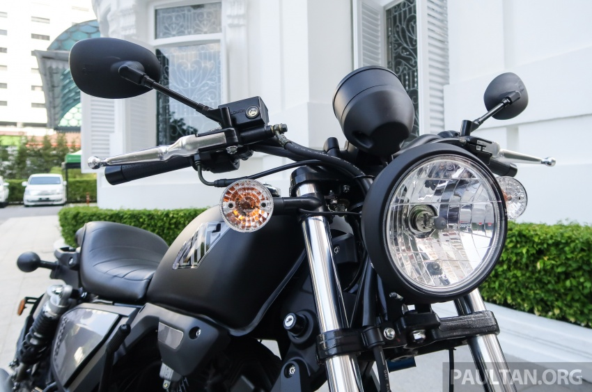 2018 Keeway K-Light 202 retro, Cafe Racer 152 and Patagonian Eagle 250 in Malaysia – from RM6,521 Image #725056