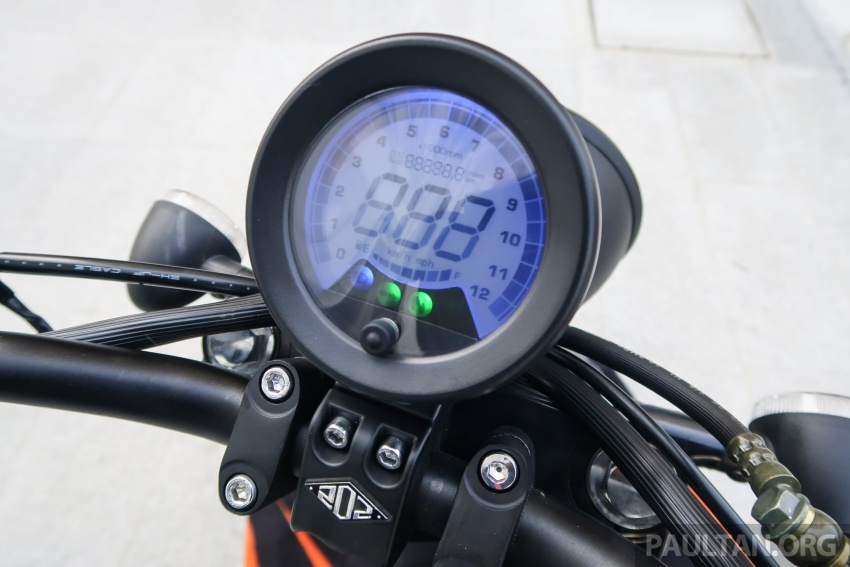 2018 Keeway K-Light 202 retro, Cafe Racer 152 and Patagonian Eagle 250 in Malaysia – from RM6,521 Image #725060