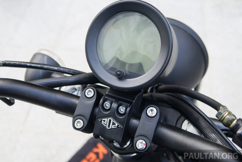 2018 Keeway K-Light 202 retro, Cafe Racer 152 and Patagonian Eagle 250 in Malaysia – from RM6,521 Image #725061