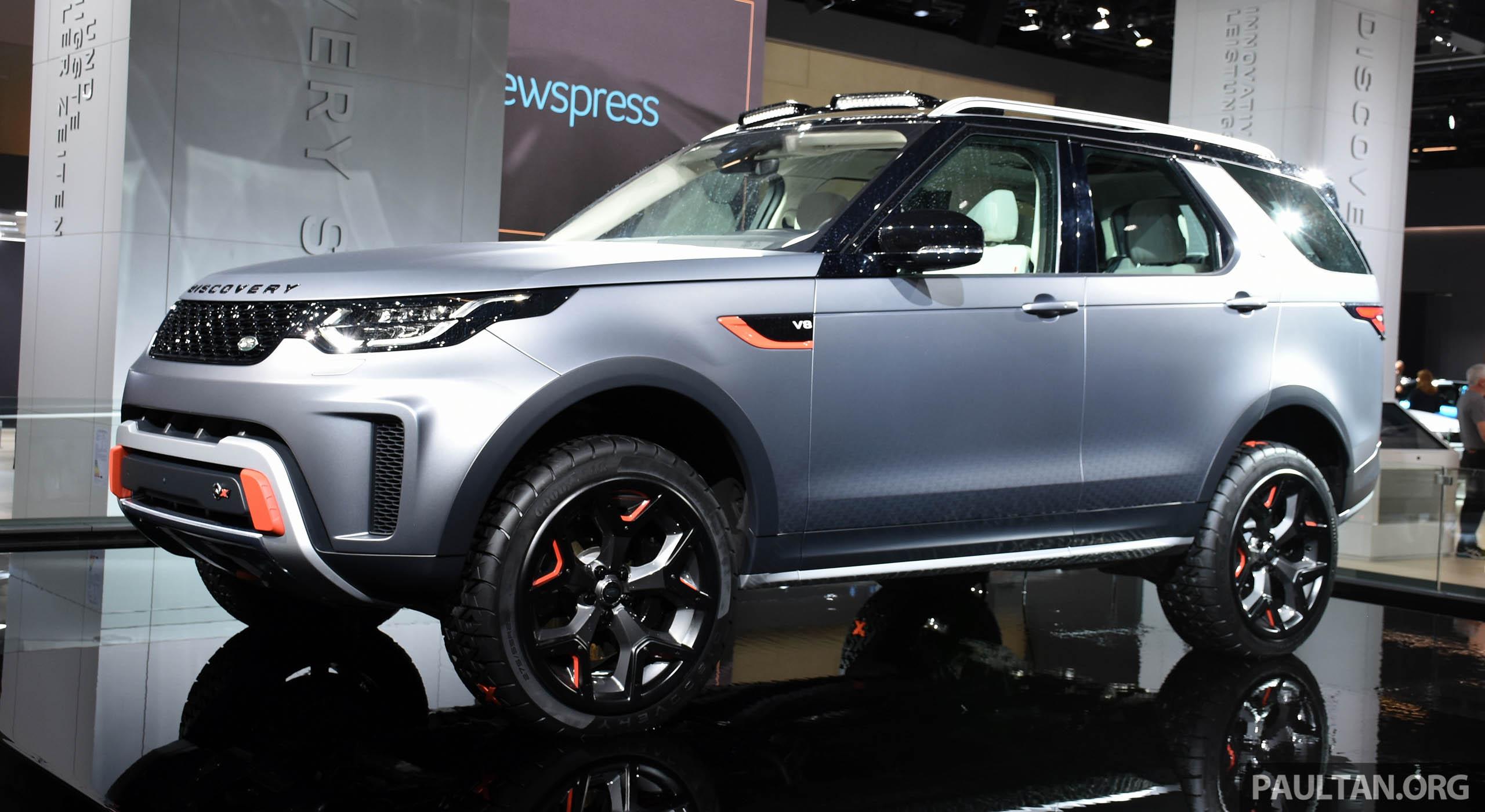 Next Gen Land Rover Defender >> Jaguar Land Rover wants to build more SVX models, next-gen Defender to receive hardcore 4×4 ...