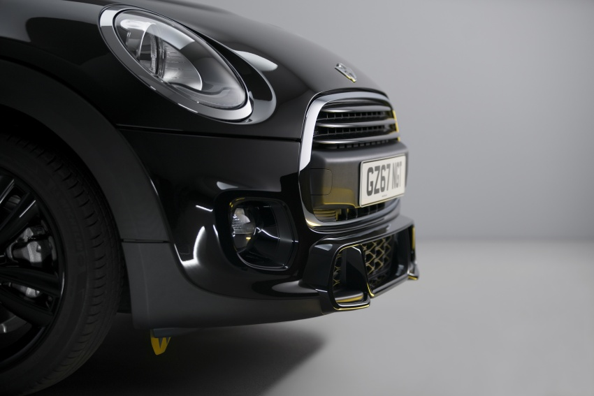 MINI 1499 GT – special edition One unveiled for the UK Image #723428