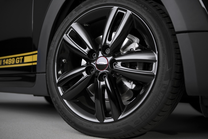 MINI 1499 GT – special edition One unveiled for the UK Image #723431