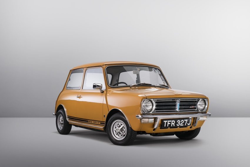 MINI 1499 GT – special edition One unveiled for the UK Image #723432