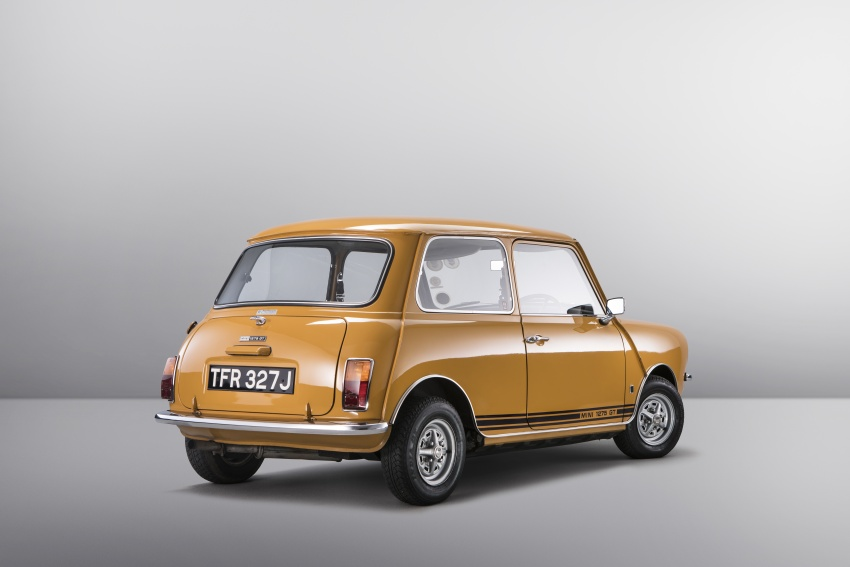 MINI 1499 GT – special edition One unveiled for the UK Image #723433
