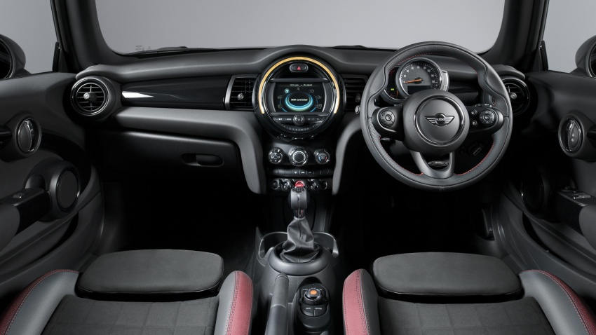 MINI 1499 GT – special edition One unveiled for the UK Image #723421