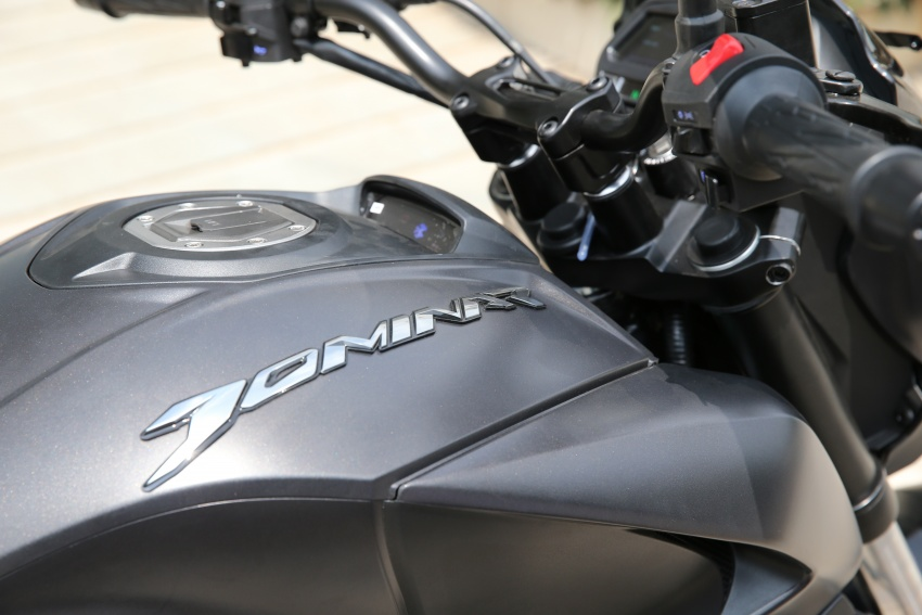 2018 sees launch of two new Modenas motorcycles Image #718195