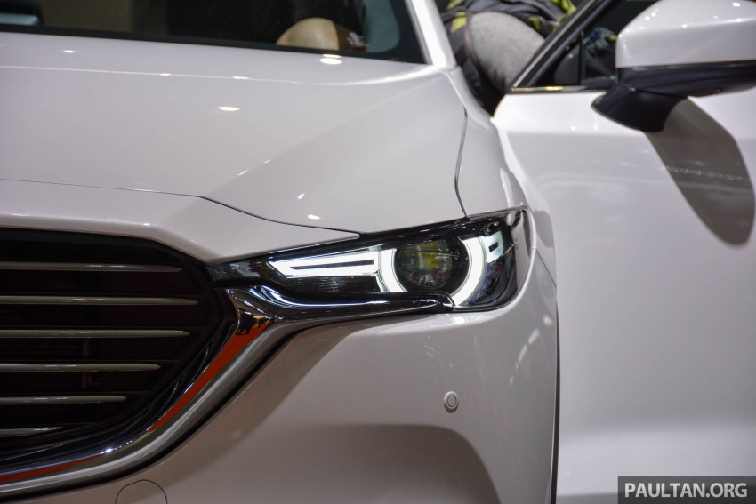 Tokyo 2017: Mazda CX-8 – three-row SUV displayed Image #728683