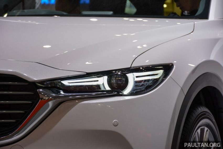 Tokyo 2017: Mazda CX-8 – three-row SUV displayed Image #728684
