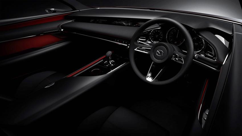 Tokyo 2017: Mazda Kai Concept – SkyActiv-Vehicle Architecture, SkyActiv-X engine; next-gen Mazda 3? Image #727545