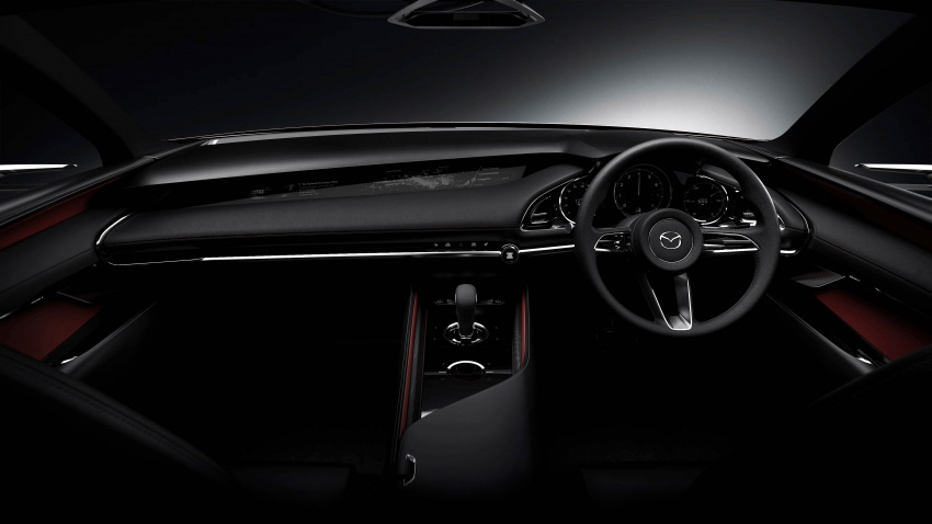 Tokyo 2017: Mazda Kai Concept – SkyActiv-Vehicle Architecture, SkyActiv-X engine; next-gen Mazda 3? Image #727547
