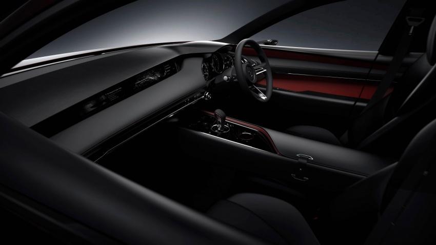 Tokyo 2017: Mazda Kai Concept – SkyActiv-Vehicle Architecture, SkyActiv-X engine; next-gen Mazda 3? Image #727548