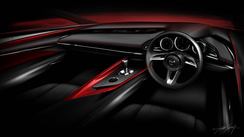 Tokyo 2017: Mazda Kai Concept – SkyActiv-Vehicle Architecture, SkyActiv-X engine; next-gen Mazda 3? Image #727551