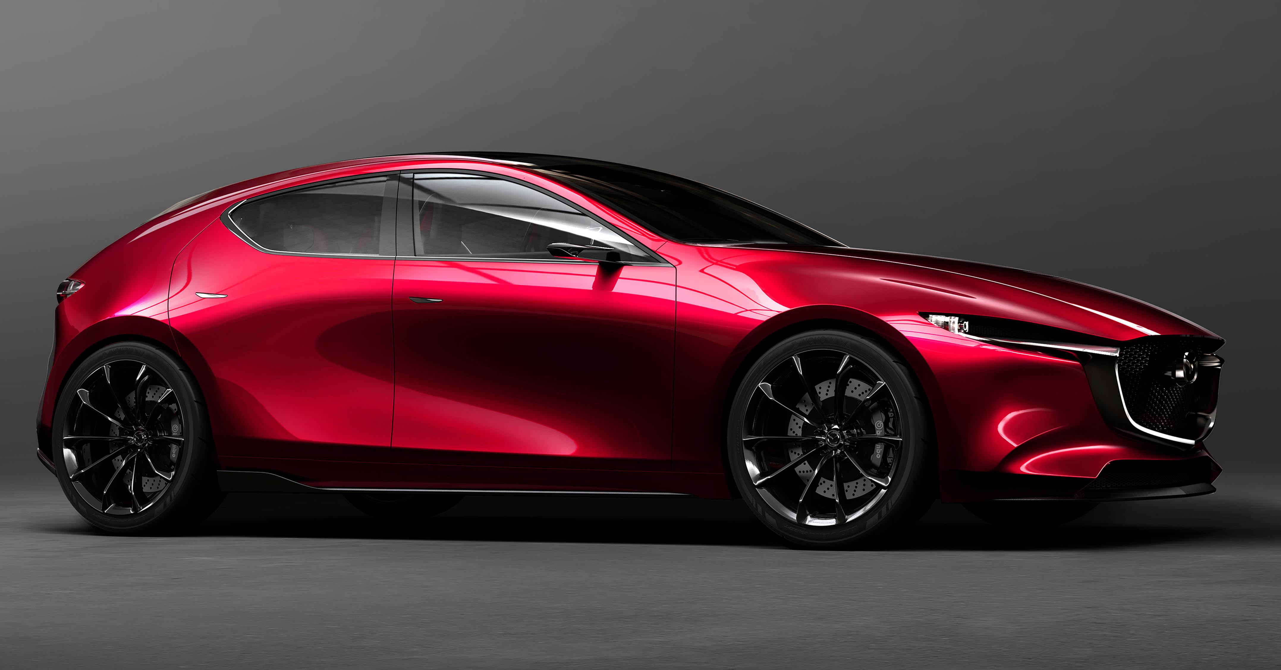 Mazda 3 Kai >> Tokyo 2017: Mazda Kai Concept – Mazda 3 berikutnya? Paul Tan - Image 727889