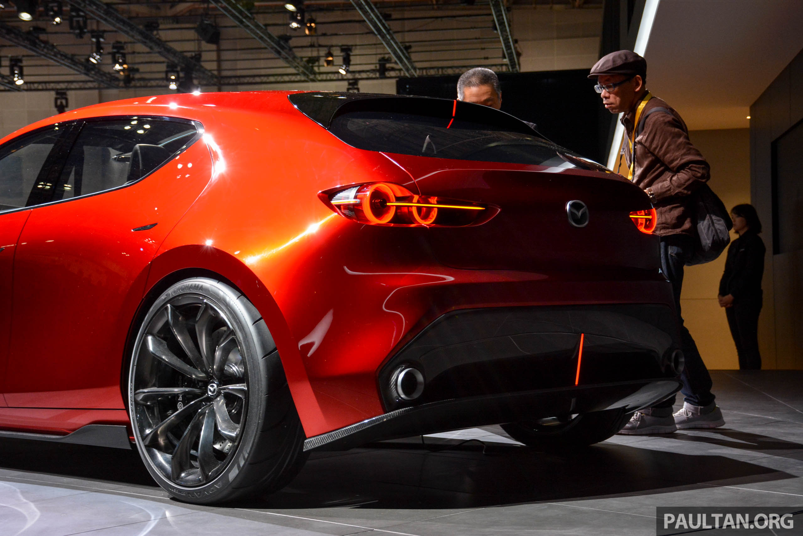 Mazda 3 2019 Kai >> Tokyo 2017: Mazda Kai Concept – SkyActiv-Vehicle Architecture, SkyActiv-X engine; next-gen Mazda ...