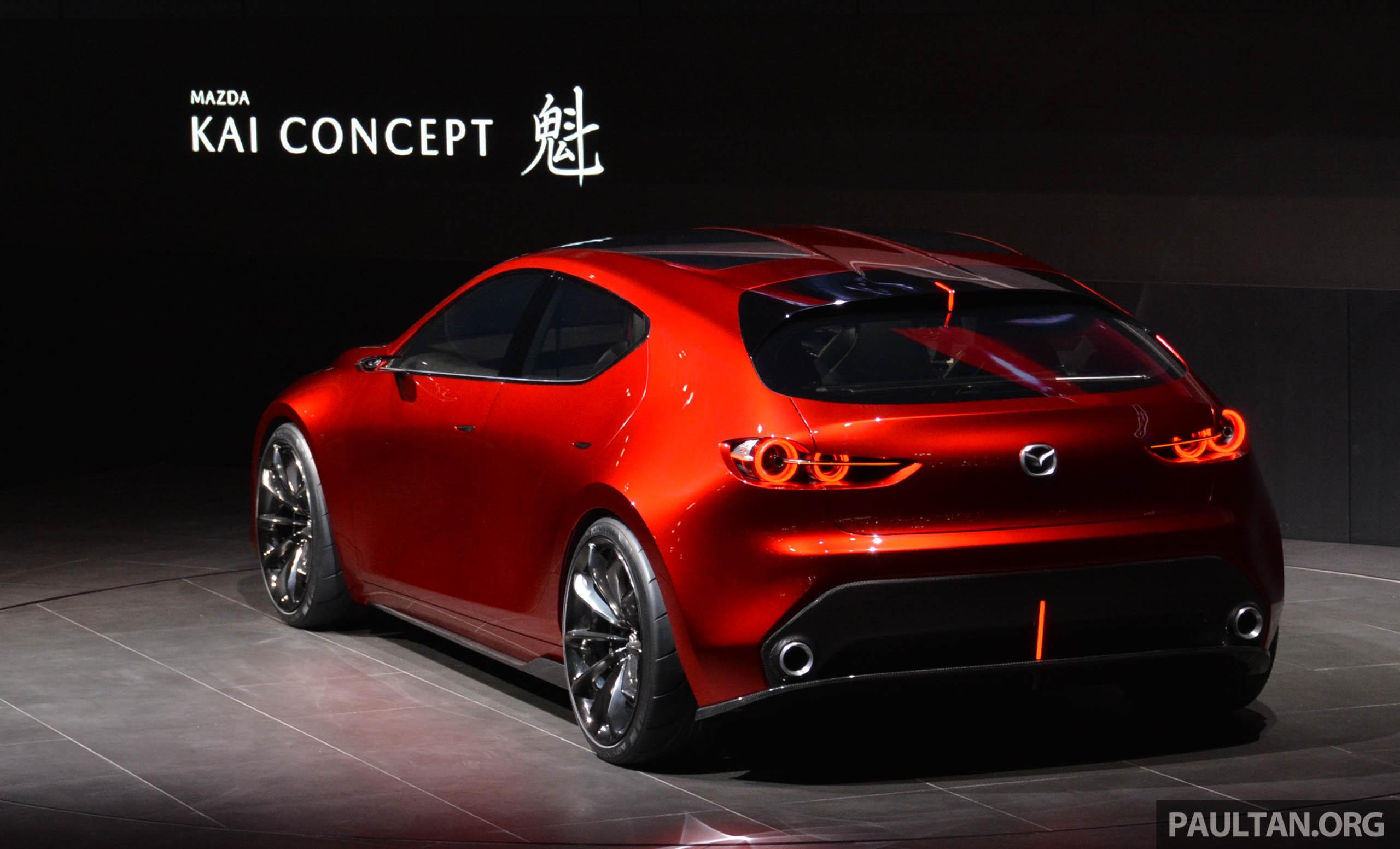 Mazda Kai Concept Update Upcoming Cars 2020