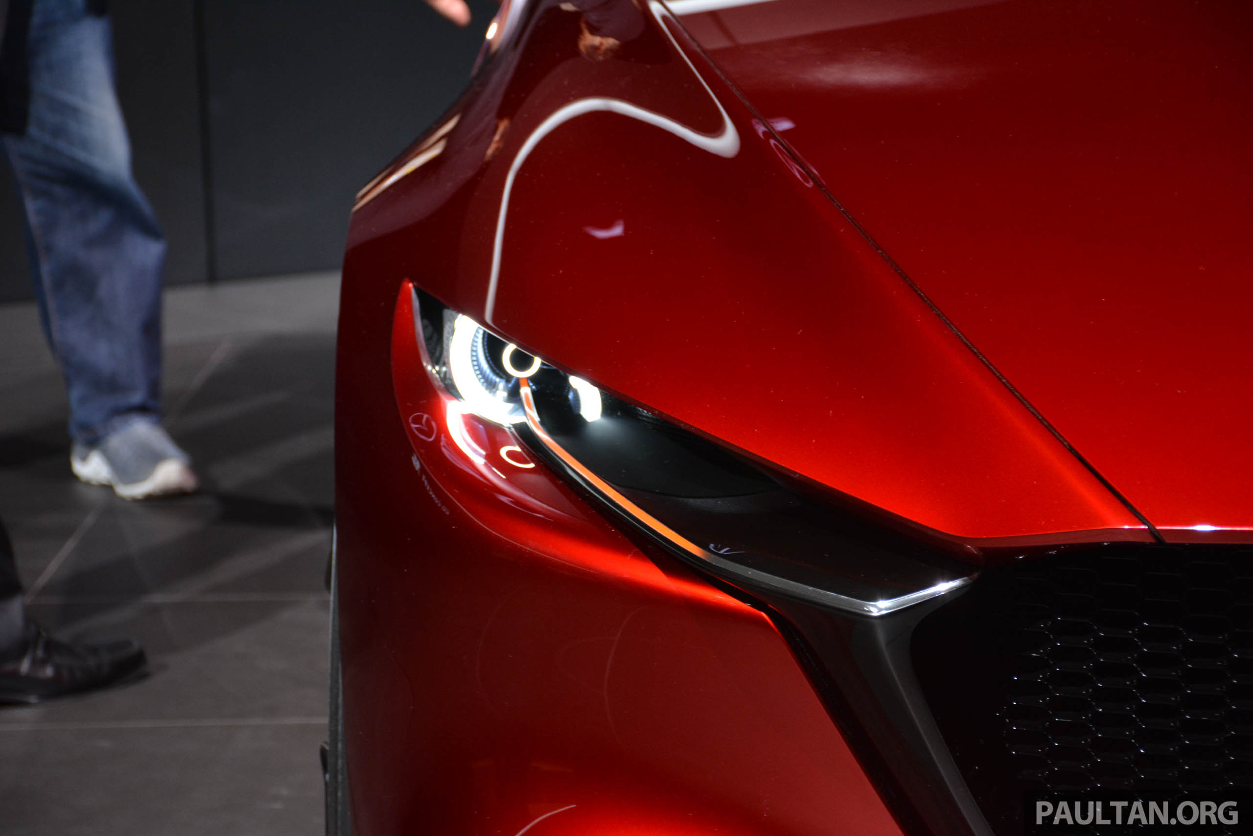 Captivating 2017 Mazda Kai Concept Ideas - Best Image Cars - desej.us