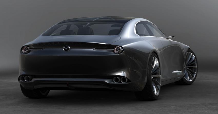 Tokyo 2017: Mazda Vision Coupe – the future of Kodo Image #727477