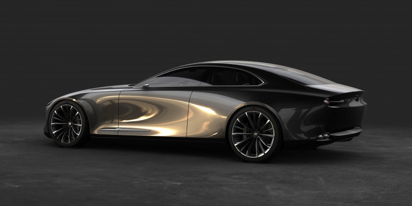 Tokyo 2017: Mazda Vision Coupe – the future of Kodo Image #727481