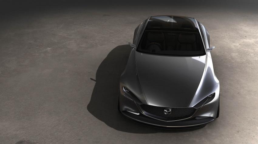 Tokyo 2017: Mazda Vision Coupe – the future of Kodo Image #727483