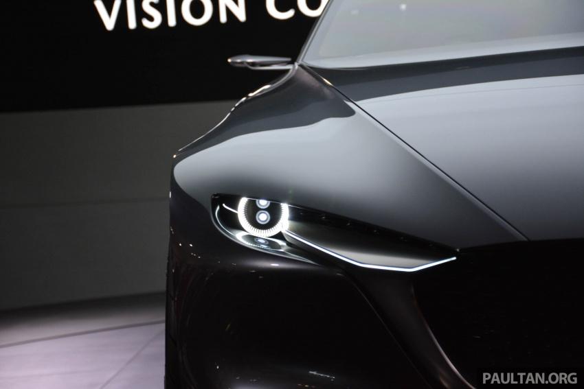 Tokyo 2017: Mazda Vision Coupe – the future of Kodo Image #728320