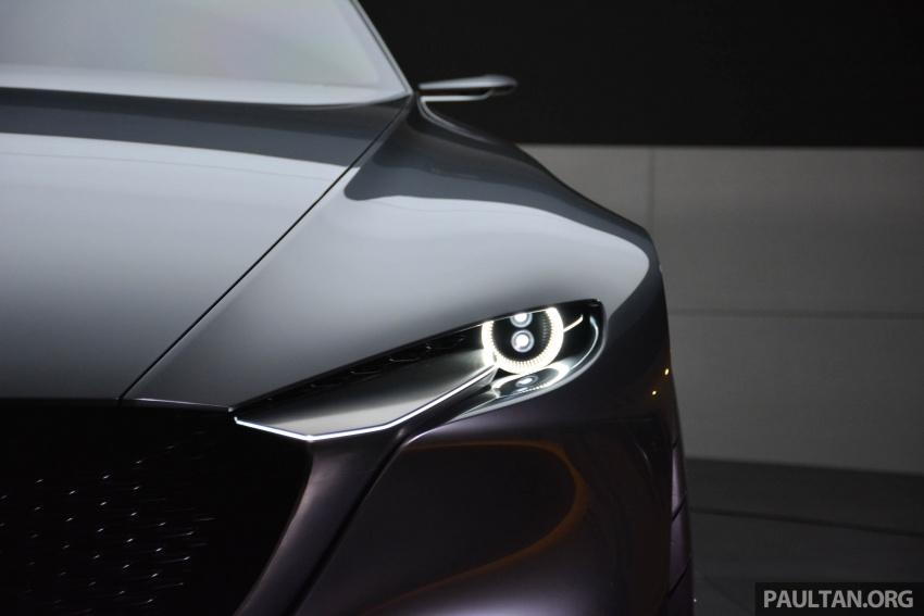 Tokyo 2017: Mazda Vision Coupe – the future of Kodo Image #728321