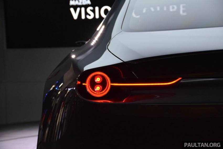 Tokyo 2017: Mazda Vision Coupe – the future of Kodo Image #728323