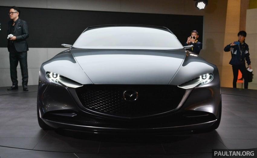 Tokyo 2017: Mazda Vision Coupe – the future of Kodo Image #728330