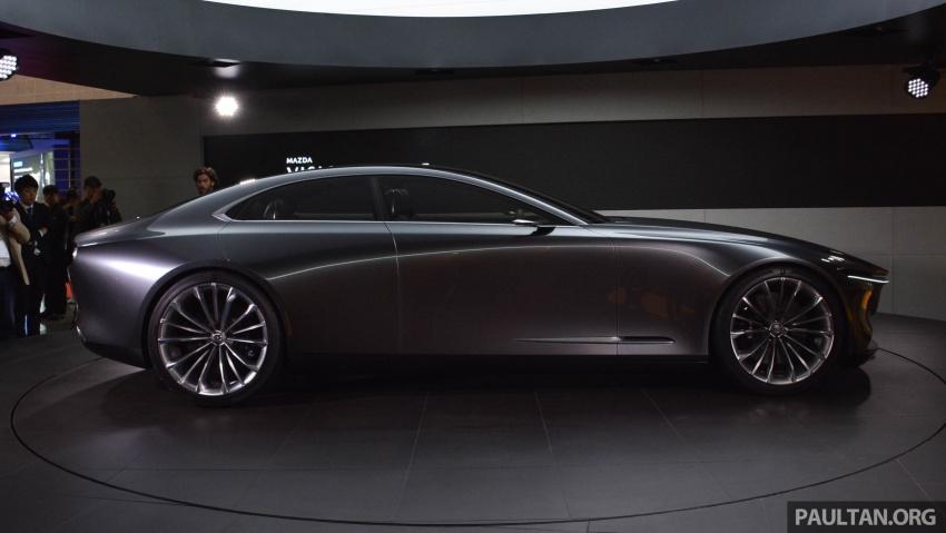 Tokyo 2017: Mazda Vision Coupe – the future of Kodo Image #728314