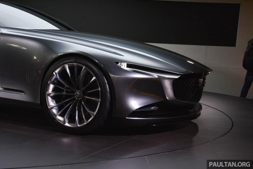 Tokyo 2017: Mazda Vision Coupe – the future of Kodo Image #728318