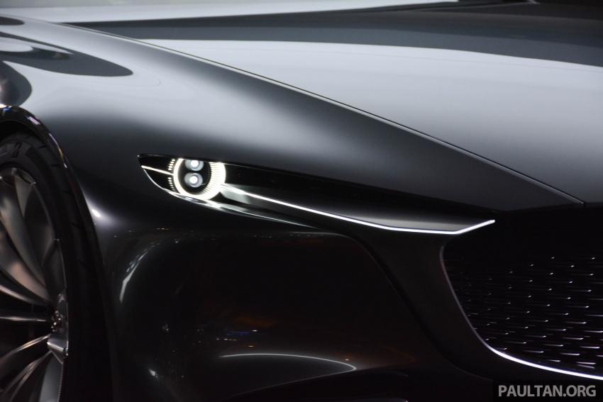 Tokyo 2017: Mazda Vision Coupe – the future of Kodo Image #728319