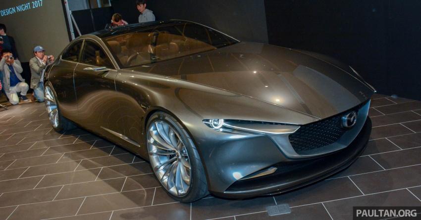Tokyo 2017: Mazda Vision Coupe – the future of Kodo Image #727500