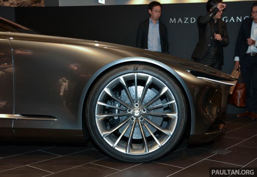 Tokyo 2017: Mazda Vision Coupe – the future of Kodo Image #727510