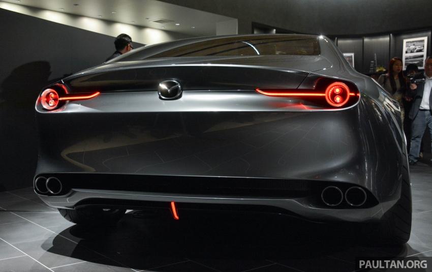 Tokyo 2017: Mazda Vision Coupe – the future of Kodo Image #727516