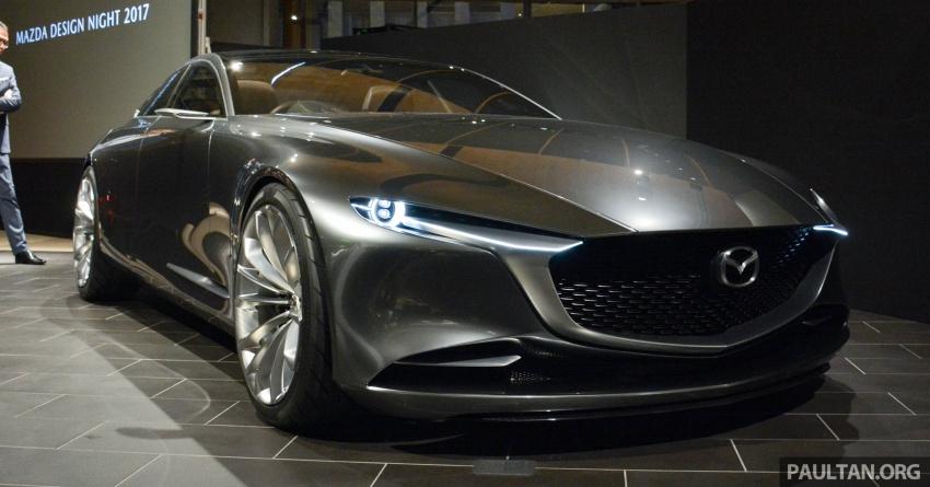 Tokyo 2017: Mazda Vision Coupe – the future of Kodo Image #727501