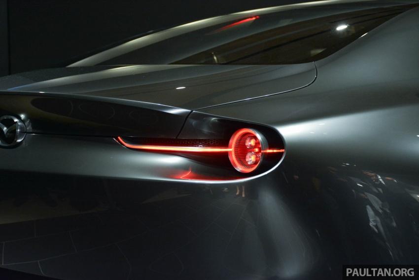 Tokyo 2017: Mazda Vision Coupe – the future of Kodo Image #727520