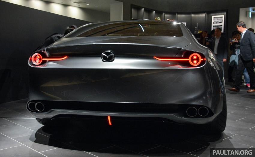 Tokyo 2017: Mazda Vision Coupe – the future of Kodo Image #727525