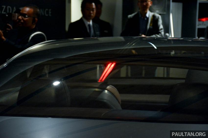 Tokyo 2017: Mazda Vision Coupe – the future of Kodo Image #727526