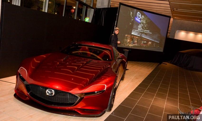 Tokyo 2017: Mazda Vision Coupe – the future of Kodo Image #727529