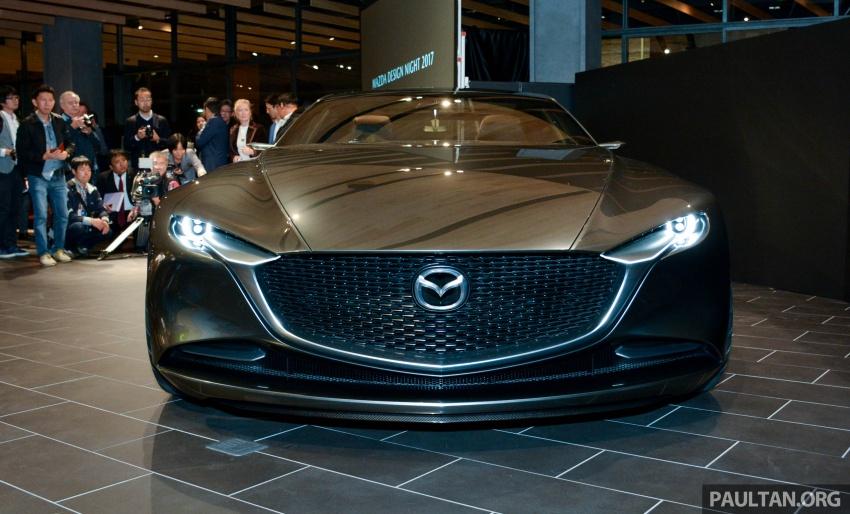 Tokyo 2017: Mazda Vision Coupe – the future of Kodo Image #727503