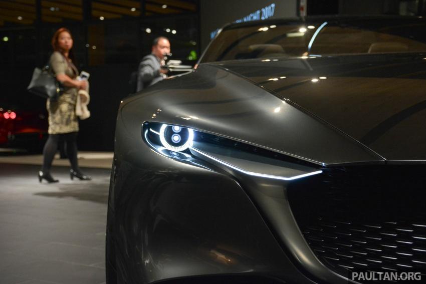 Tokyo 2017: Mazda Vision Coupe – the future of Kodo Image #727507