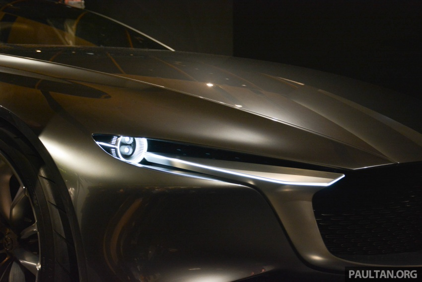 Tokyo 2017: Mazda Vision Coupe – the future of Kodo Image #727508