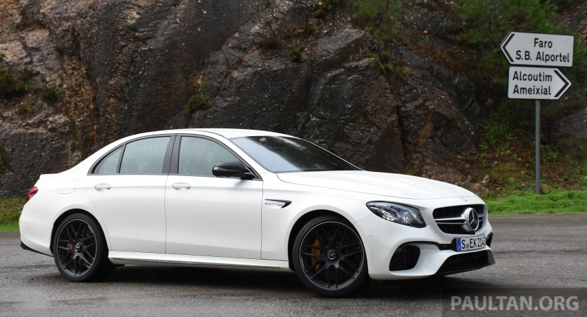 DRIVEN: W213 Mercedes-AMG E63S – right to the top Image #721370