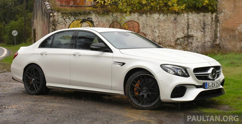 DRIVEN: W213 Mercedes-AMG E63S – right to the top Image #721373