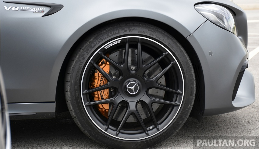 DRIVEN: W213 Mercedes-AMG E63S – right to the top Image #721389